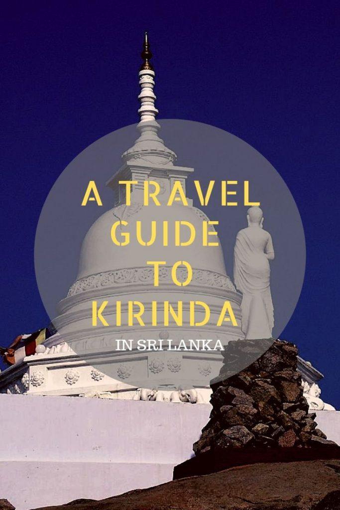 A Travel Guide to Kirinda in Sri Lanka