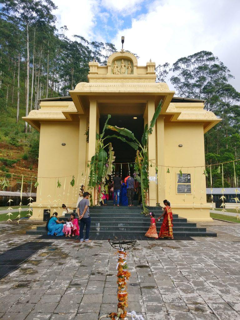 Shri Bhakta Hanuman temple