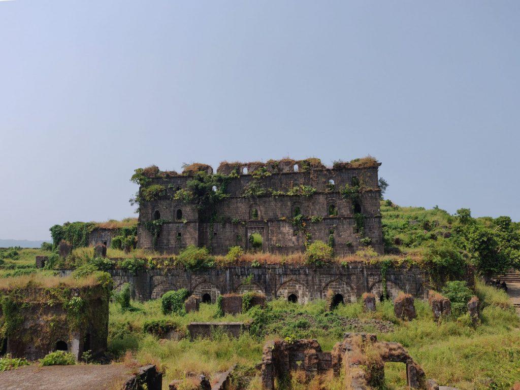 Ruins of the Murud Janjira fort