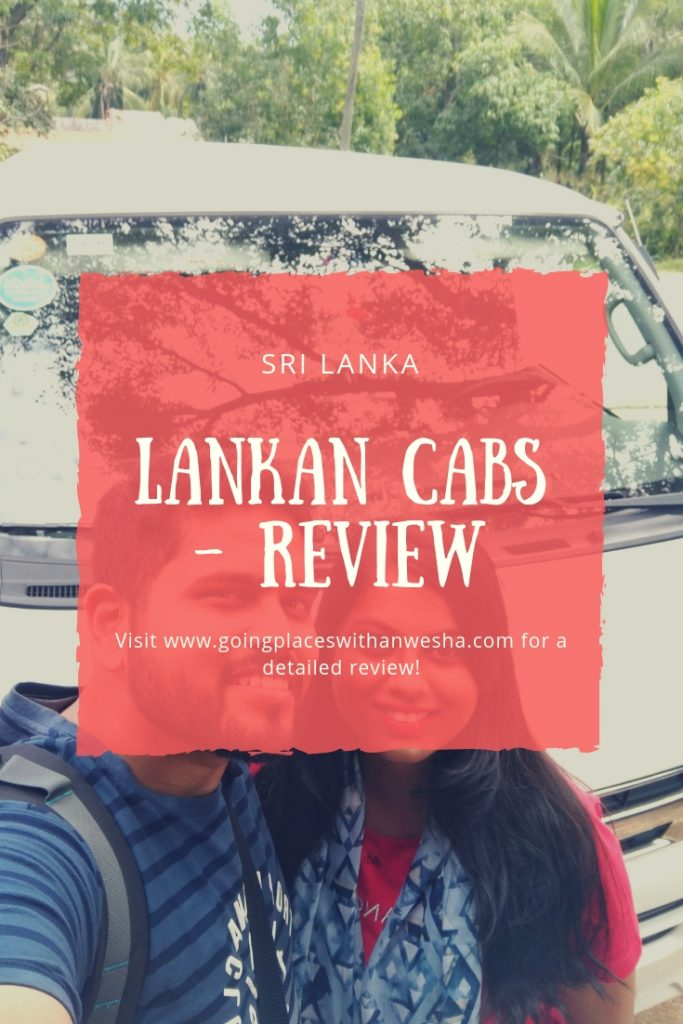 Lankan Cabs Review