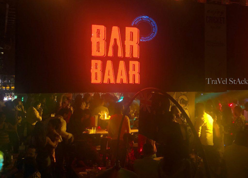 Bar Baar Crowd in Dubai