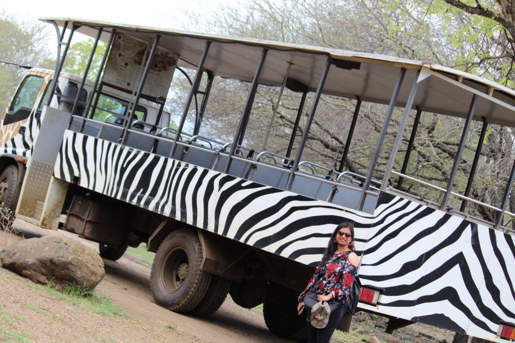 Bus Safari at Casela Nature Park