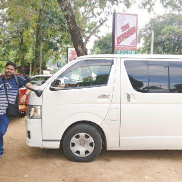 Lankan Cabs Review, Sri Lanka 1