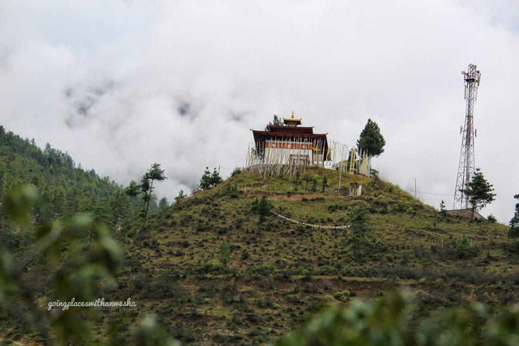 Tachogang Lhakhang monastery