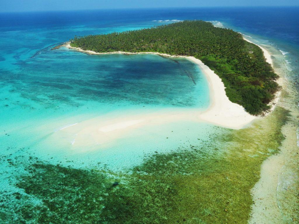 Unexploited beauty of Lakshadweep islands